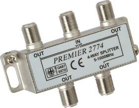 FD-2517 (EKT-2504A), Разветвитель антенный на 4ТВ