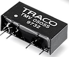 TMV 2415S, DC/DC преобразователь, 1Вт, вход 21.6-26.4В, выход 15В/65мА
