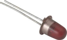 АЛ310А, Светодиод красный d=5 мм 0.6мКд 668нМ
