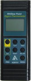 AZ 8721, Измеритель температуры и влажности