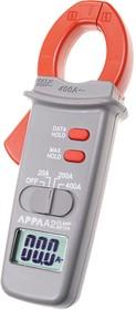 APPA A2, Клещи токовые AC (Госреестр)