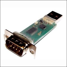 Фото 1/2 BM8050, Переходник USB-COM (RS232C) (модуль)