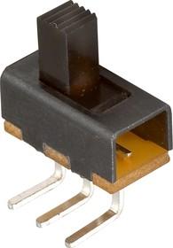 SS12F27, Переключатель движковый (0.3A 125VAC) (B3033)