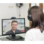 Logitech HD Webcam C505 Black, Веб-камера
