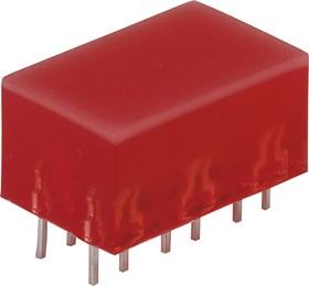 L-885/6IDT световая полоса красная 10х16мм 10мКд