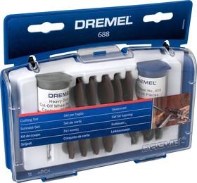 DREMEL 688JA, Набор оснастки для резки (69 шт.)