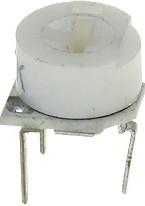 Фото 1/2 TVR-065CA, 100 кОм, Резистор подстроечный