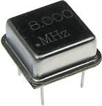 Фото 1/2 14.31818 МГц (HCMOS/TTL), кварцевый генератор