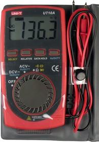 UT10A, Мультиметр цифровой
