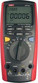 Фото 1/2 UT71A, Мультиметр цифровой с автоматическим выбором диапазона, true RMS, порт USB