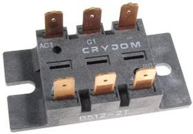 Фото 1/2 B512-2T, 25A/240V диодно-тиристорный модуль