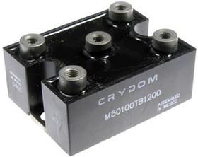 Фото 1/2 M50100TB1200, 100A/480VAC 3-фазный силовой модуль