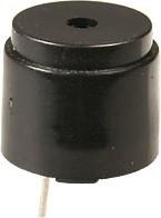 Фото 1/2 HPE1606A (SMA17)(HS1606A), Пьезоизлучатель с генератором