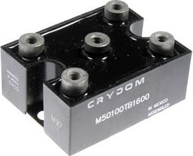 M50100TB1600, 100A/600VAC 3-фазный силовой модуль