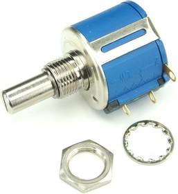 Фото 1/3 3541H-1-103L, 10 кОм, Резистор прецизионный многооборотный