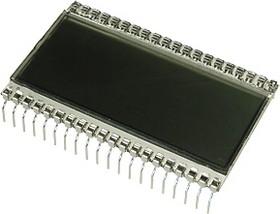 Фото 1/2 ITH-E/G0803SRNP, сегментный ЖКИ 3.5 разр. (ITD013A)