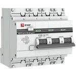 DA32-50-300-4P-pro, Выключатель автоматический дифференциальный АД-32 4п 50А ...