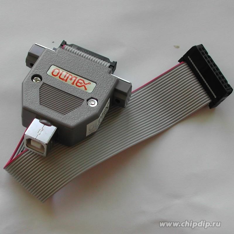 ARM-USB-TINY, USB-JTAG эмулятор.