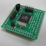 AVR-H128-C, Отладочная плата на базе ATmega128