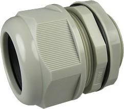 MGB50-39G, Ввод кабельный, полиамид, серый