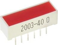 DF-3ID, Световая полоса красная 6.8х19.9мм 31мКд