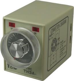 TH3A-NA-24H-220VAC, Таймер 1-24 часа