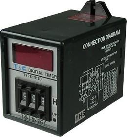 TH3D-A-999H-220VAC, Таймер 1-999 часов