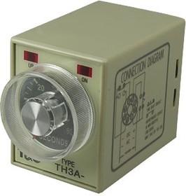 TH3A-NA-60S-220VAC (AH3-2 60S 220VAC) ( Obsolete), Таймер 1-60 секунд