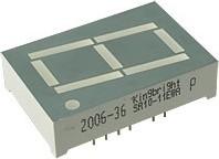 SA10-11EWA, 25.4мм, 7х1 красный ОА, 16мКд
