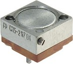 СП5-2, 1 Вт, 220 Ом, Резистор подстроечный