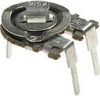 Фото 1/2 СП3-38б, 0.125 Вт, 1.5 кОм, Резистор подстроечный