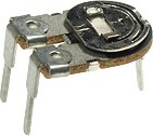 Фото 1/2 SH-085 (СП3-38б), 1.5 Мом, Резистор подстроечный