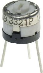 PV32P103, 10 кОм СП3-19а, резистор подстроечный