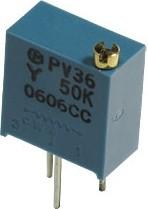 PV36Y503, (СП5-2ВA) 50 кОм, резистор подстроечный