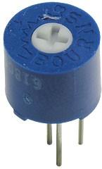 Фото 1/2 3339H-1-102LF, 1 кОм, Резистор подстроечный
