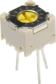 PVC6A105, 1 МОм (3362P-1-105), резистор подстроечный