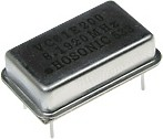 VCXO-61E200 16.384 МГц, кварцевый генератор
