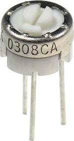 PV32H102, 1 кОм (СП3-19А), резистор подстроечный