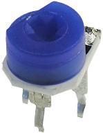 Фото 1/2 3306Р-1-102, 1 кОм, Резистор подстроечный