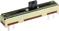 SL-20V-W50K, L-5C, 50 кОм, Резистор переменный