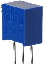 3266Z-1-203LF, 20 кОм, Резистор подстроечный
