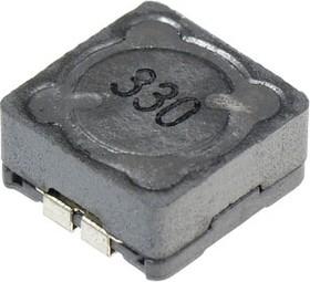 Фото 1/2 SRR1206-330Y, 33 мкГн, Индуктивность SMD экранированная
