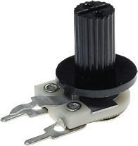 SH-R115SR, 100 кОм, Резистор подстроечный