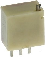 СП5-2ВБ, 0.5 Вт, 15 Ом, Резистор подстроечный