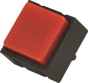 PBS18B (красная), Кнопка OFF-(ON) (25mA 50VDCorDC)