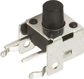 TC-0204 (TS-A2PV-130), Кнопка тактовая угловая h=6мм