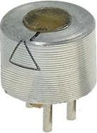 Фото 1/2 СП5-16ВВ, 0.25 Вт, 220 Ом, Резистор подстроечный