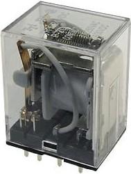 TRY-24VDC-S-4C реле электромагн. 5А, 24В DC
