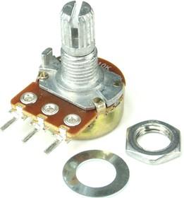 Фото 1/2 16K1-10C10K, L15KC, 10 кОм, Резистор переменный