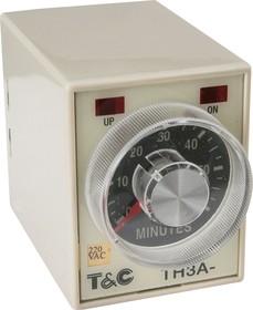 TH3A-NC-60M-220VAC, Таймер 1-60 минут
